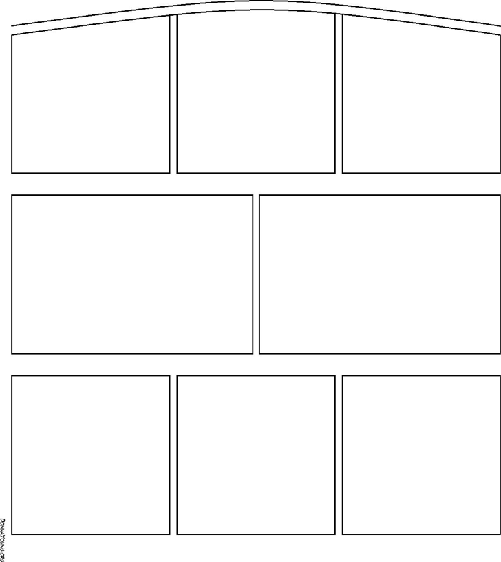 Arch Top   Comic Strip Templates   Comic Strip Arch 323