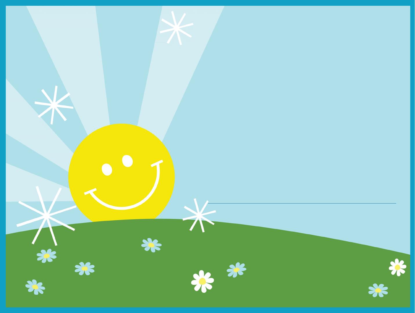 Free Preschool Diploma Certificate (Sunshine Design) - docx With Regard To Preschool Graduation Certificate Template Free