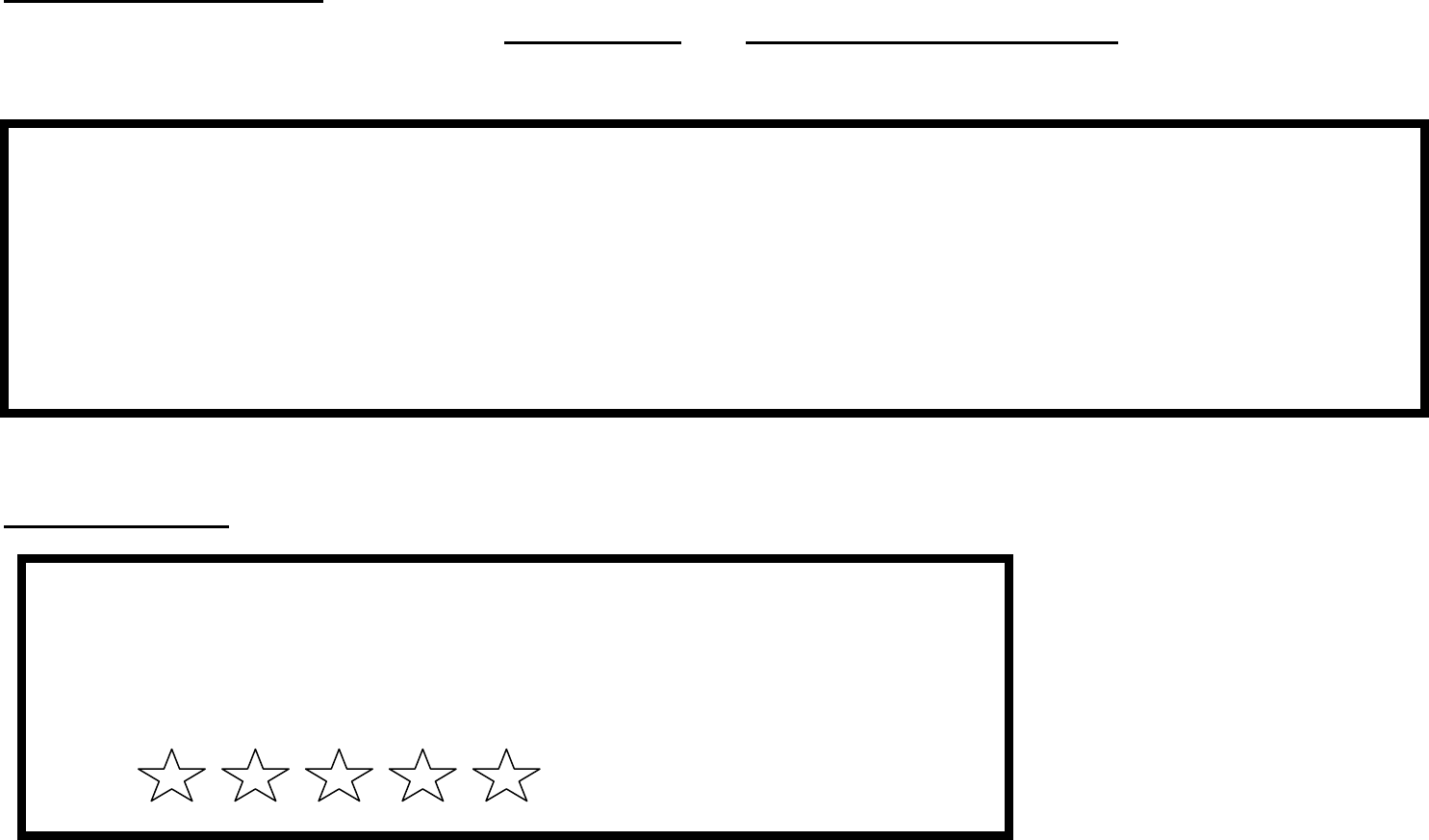 Free Cereal Box Book Report Template - PDF | 69KB | 2 Page(s)