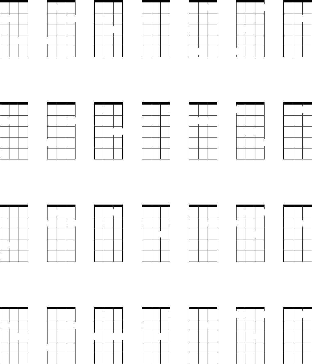 image regarding Mandolin Chord Charts Printable known as Free of charge Mandolin Chord Chart - PDF 11KB 1 Web page(s)