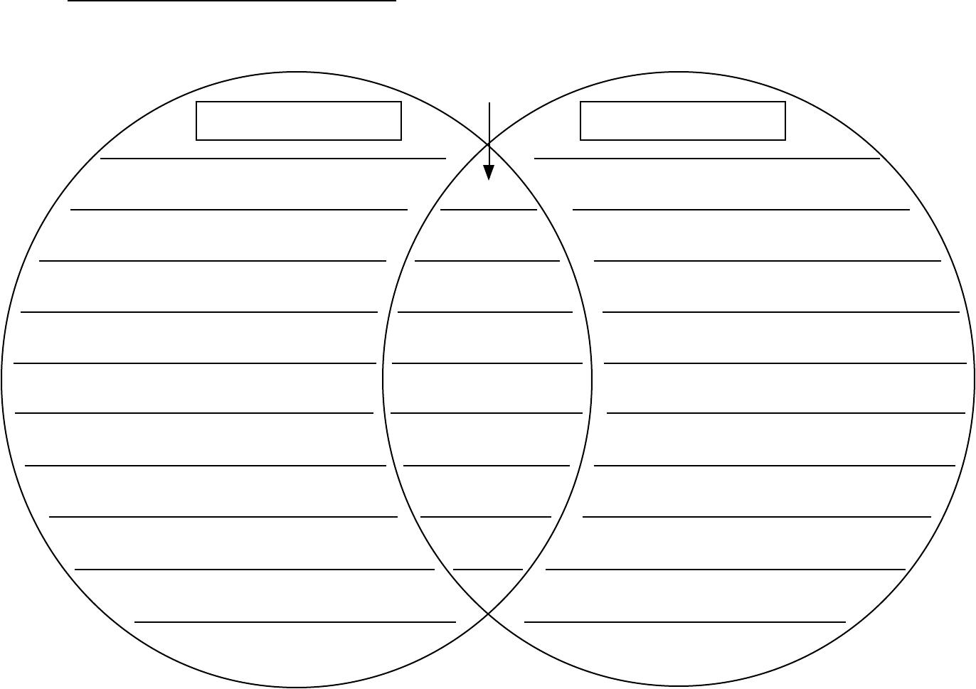 Free venn diagram template pdf 2kb 1 pages venn diagram template 2 ccuart Image collections