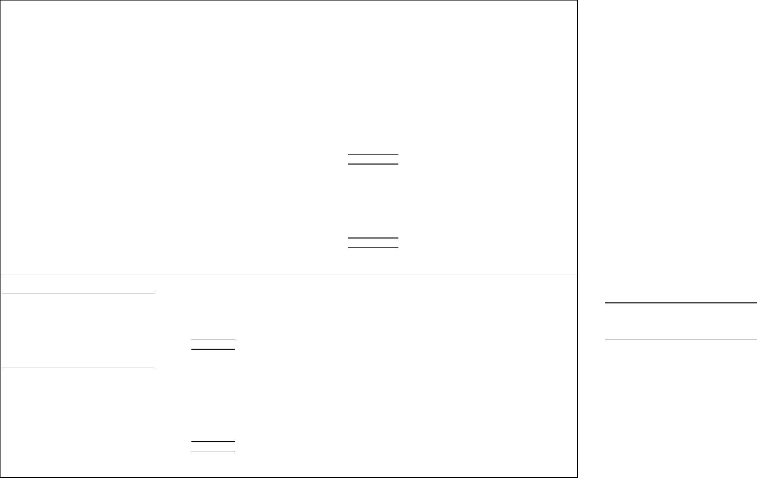 bank reconciliation sheets