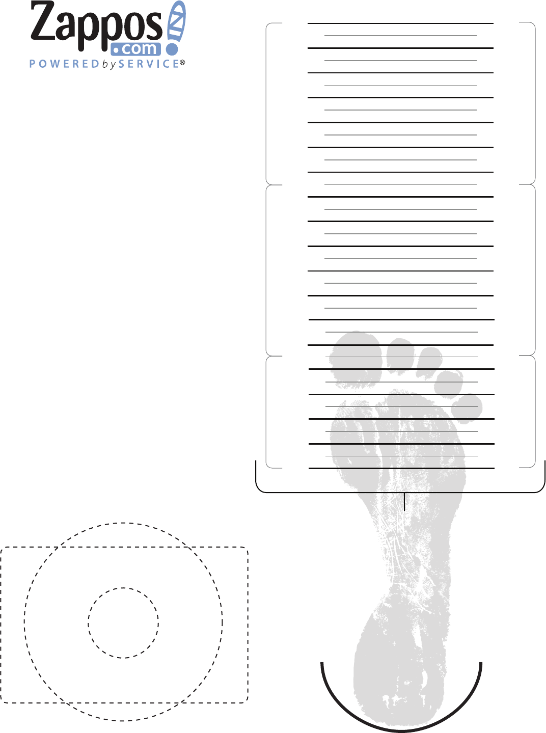 image relating to Printable Shoe Size Chart Kids identify Absolutely free Small children Shoe Dimension Chart - PDF 479KB 1 Website page(s)