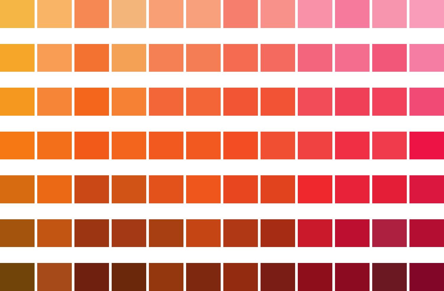 Free Pantone Color Chart - PDF   68KB   14 Page(s)   Page 2