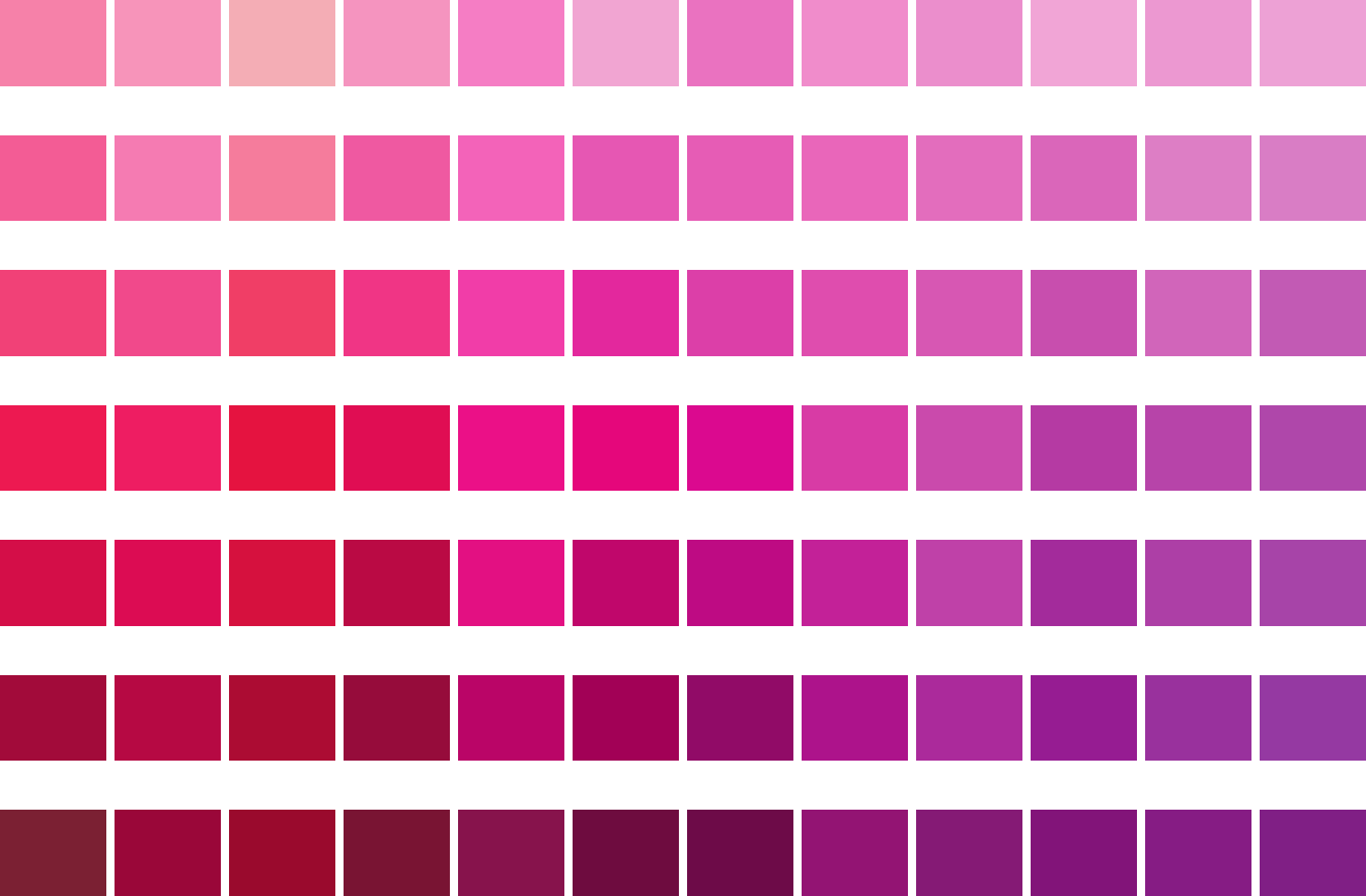 Free Pantone Color Chart Pdf 68kb 14 Pages Page 3