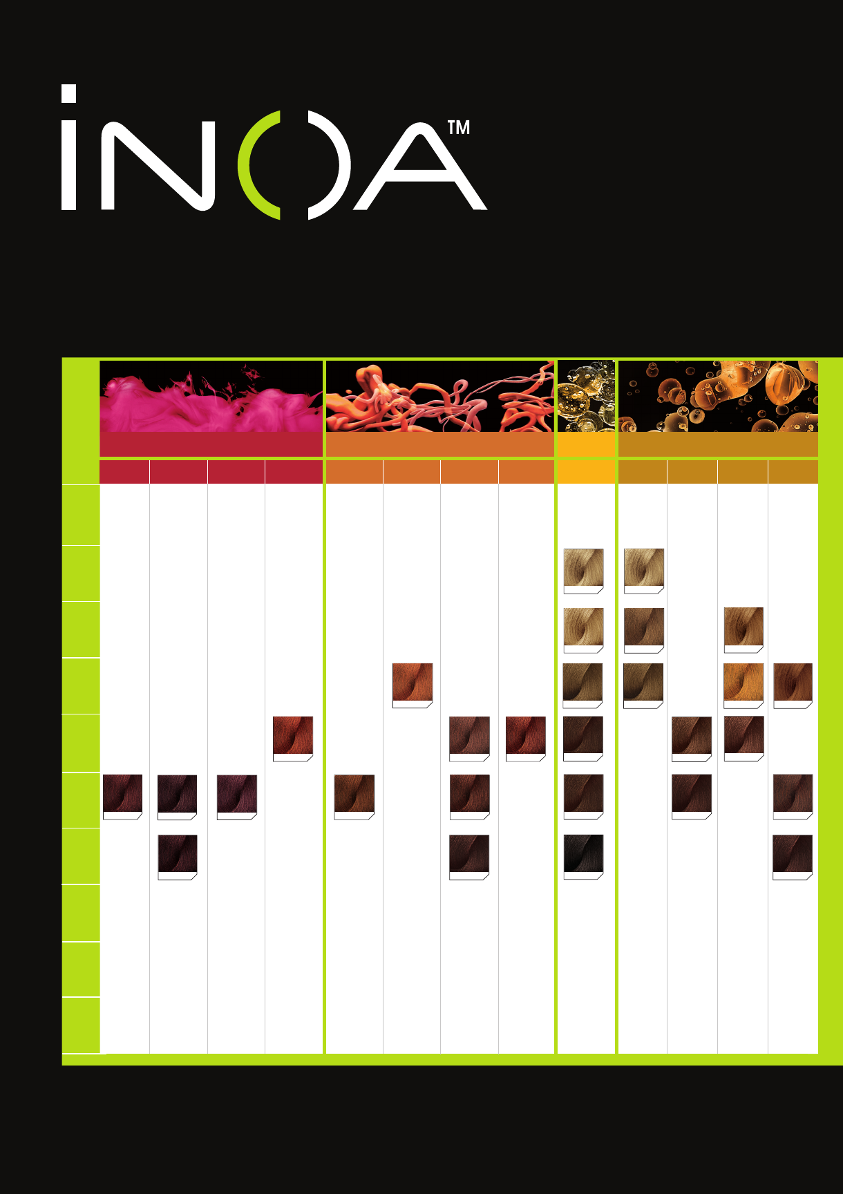 free inoa color chart pdf 6788kb 7 pages page 4