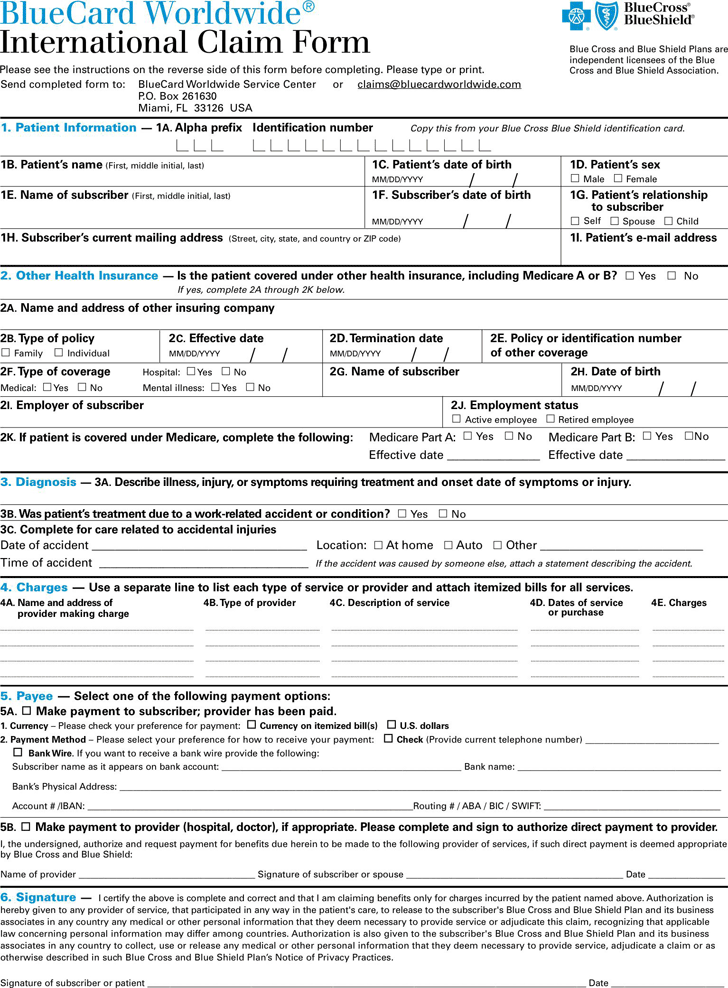 Medical Claim Template - Free Template Download,Customize
