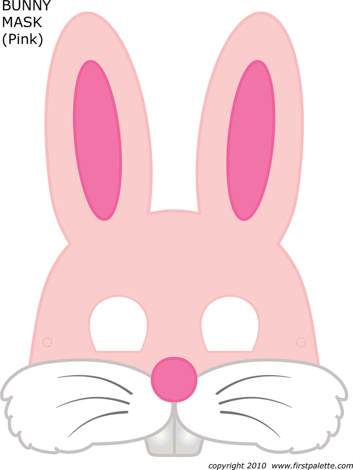 Great bunny ears template pdf pictures awesome easter bunny ears bunny ears template pdf coloring pages rabbit coloring pages bunny maxwellsz