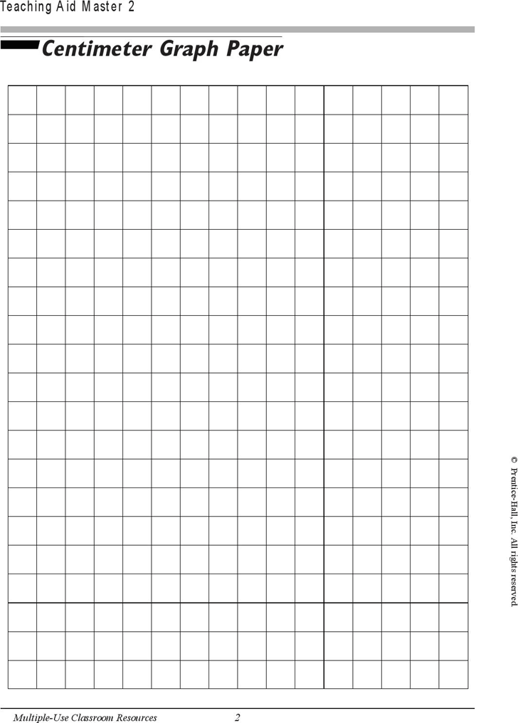 Centimeter Graph Paper - Template Free Download | Speedy Template