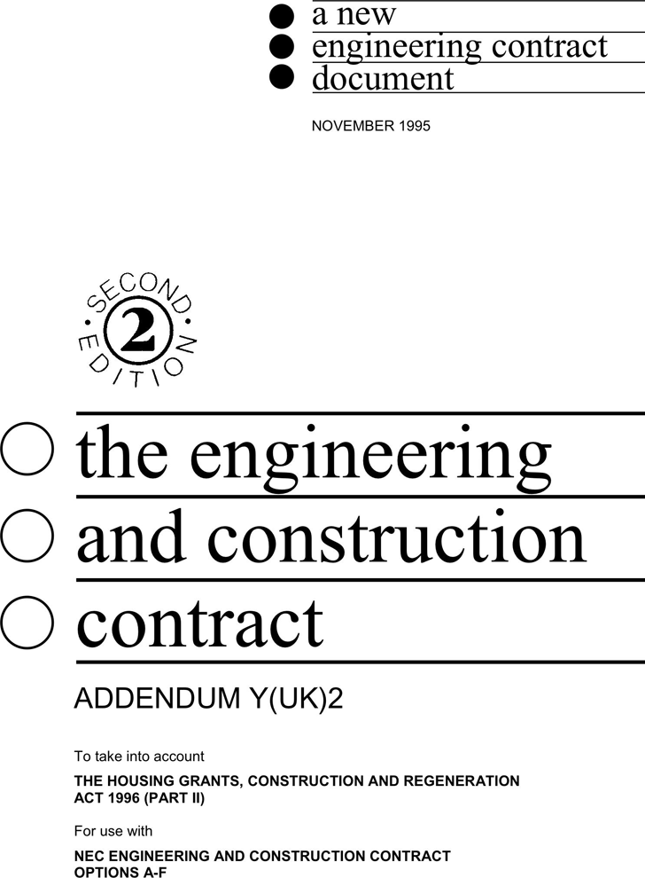Construction Contract Template 1