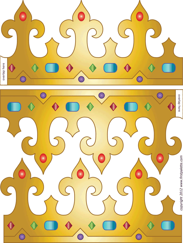 Crown Template 2