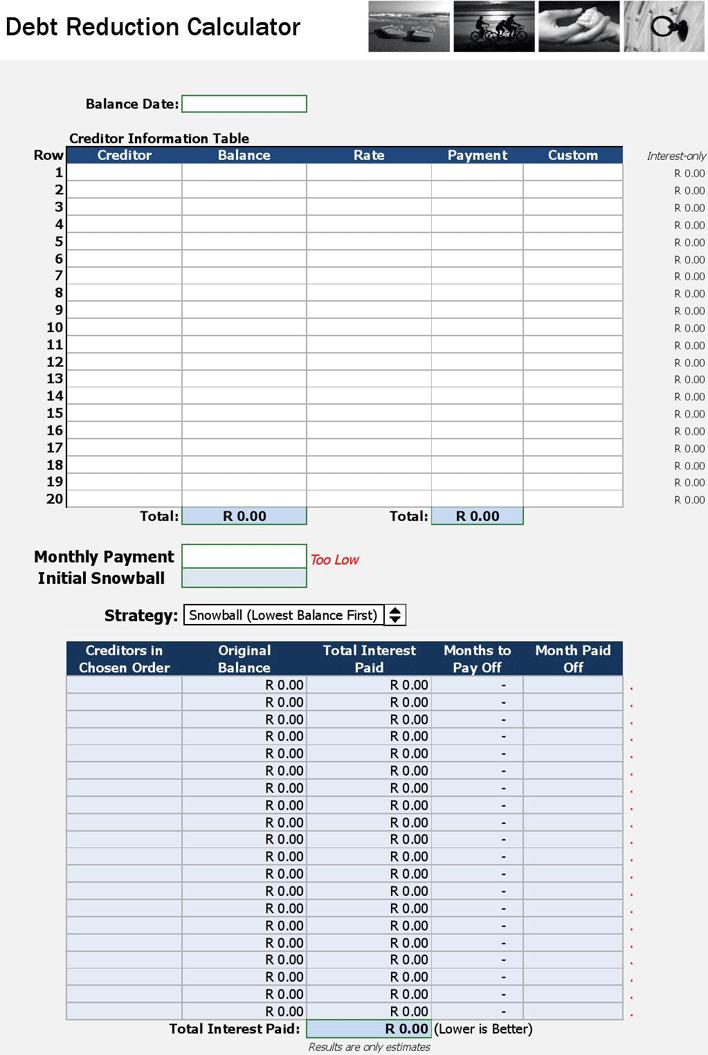 interest payoff calculator