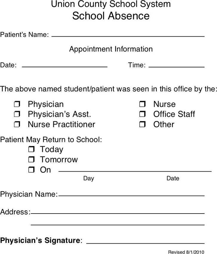 Free doctors note template pdf 41kb 1 pages doctors note template 2 maxwellsz