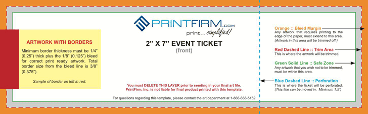 free event ticket template pdf 181kb 2 page s