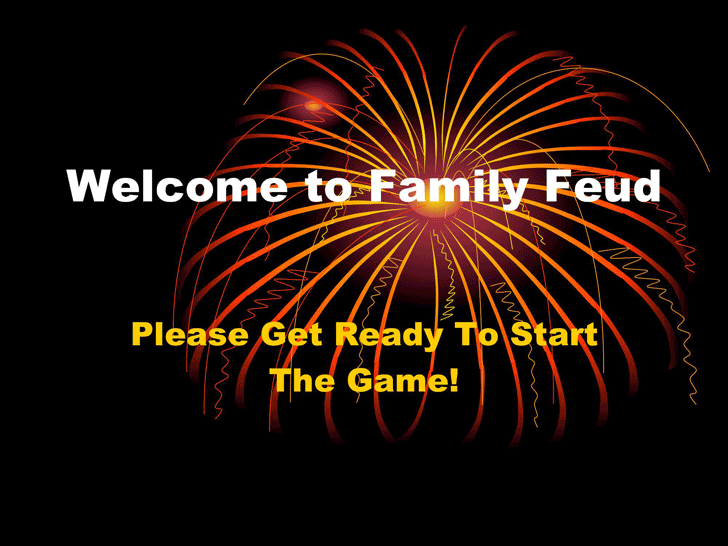 free family feud powerpoint template - ppt | 266kb | 28 page(s), Powerpoint templates