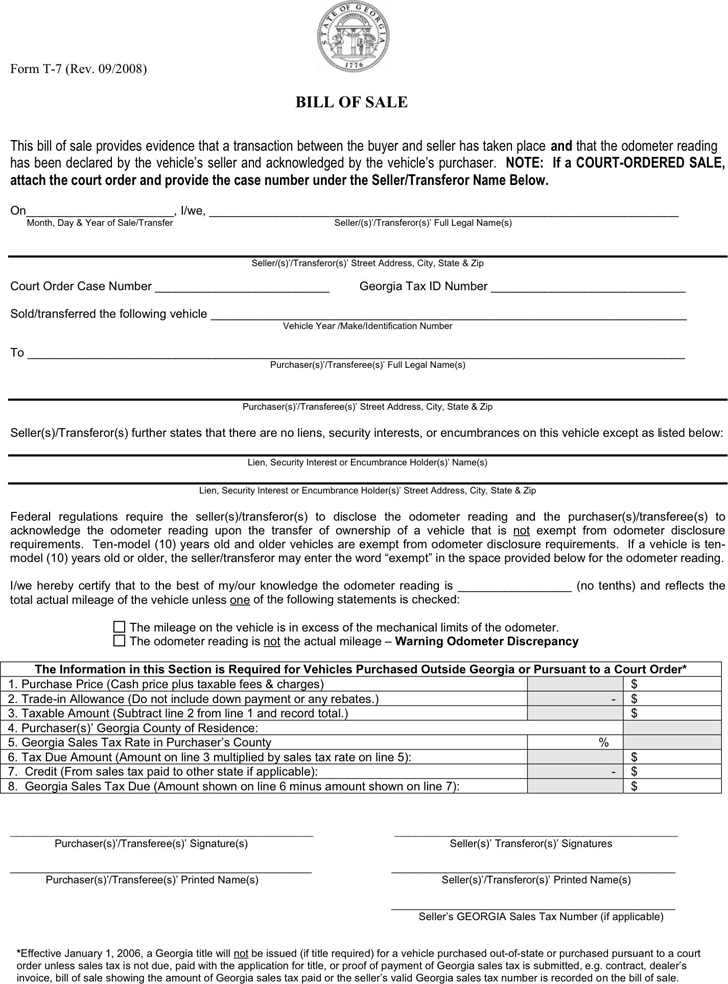 print bill of sale form vatoz atozdevelopment co