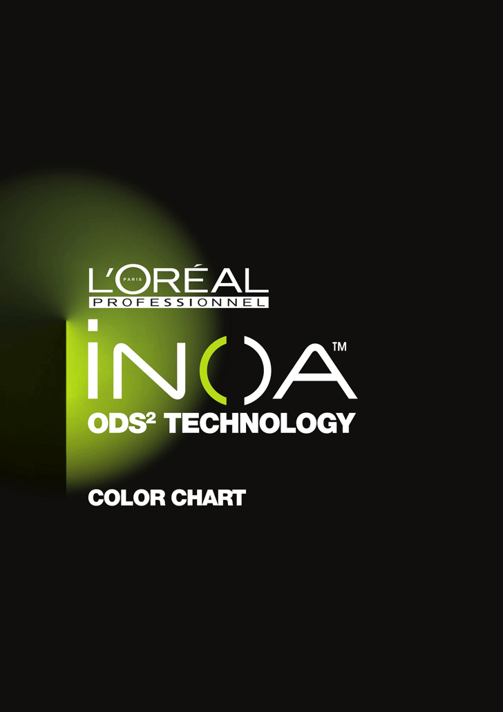 Free Inoa Color Chart Pdf 6788kb 7 Pages