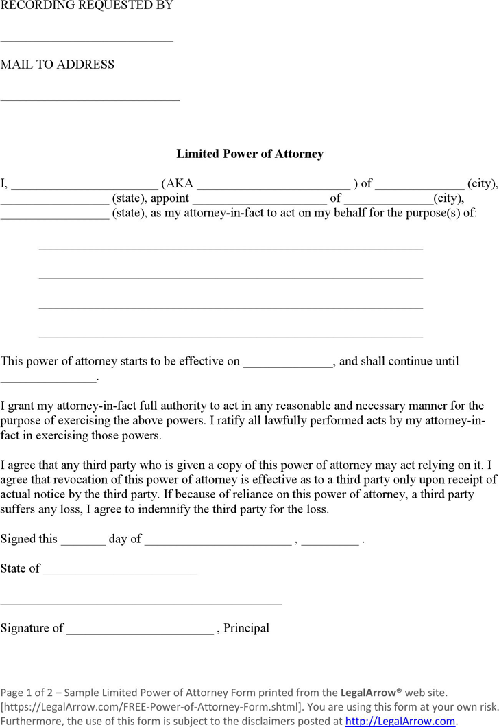 Power Of Attorney Lease Agreement Images Agreement Letter Format