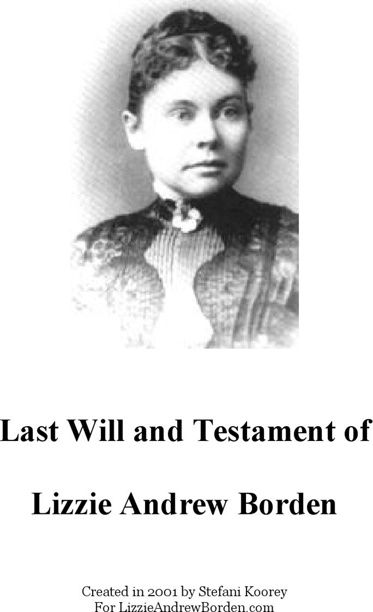 Last Will and Testament Template - Free Template Download,Customize ...