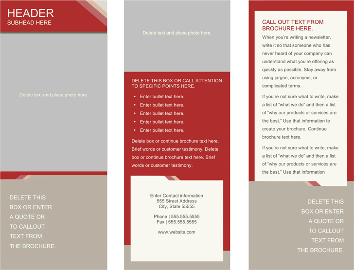 free medical brochure template dot 803kb 2 page s