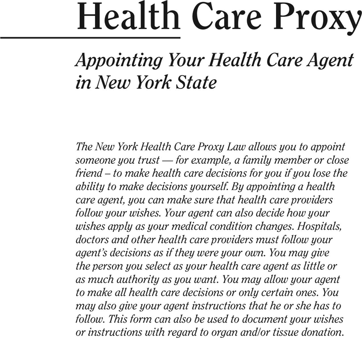 Colorful Health Care Proxy Form Motif - Best Resume Examples by ...