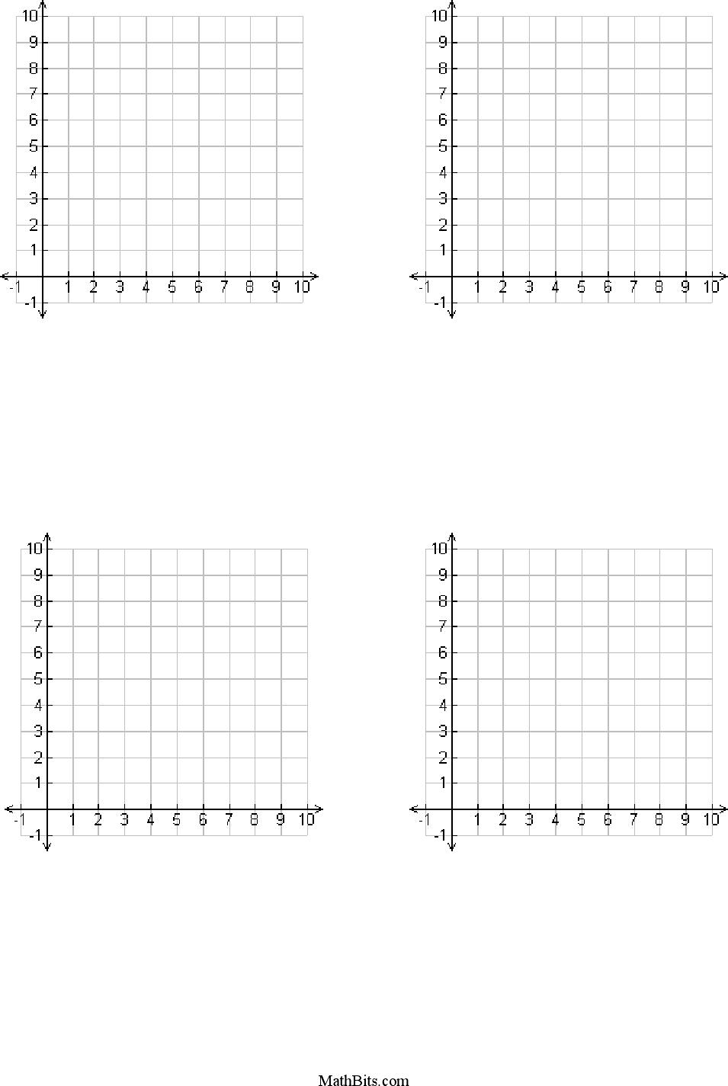 Numbered Graph Paper - Template Free Download | Speedy Template