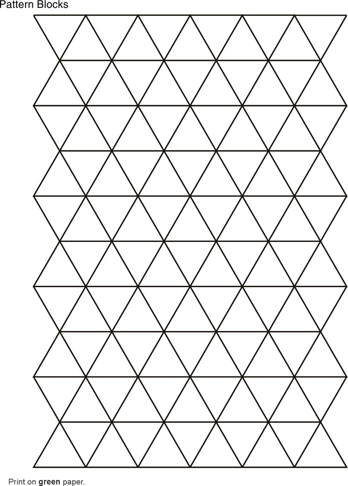 Free Pattern Block Template Pdf 46kb 6 Page S Page 2