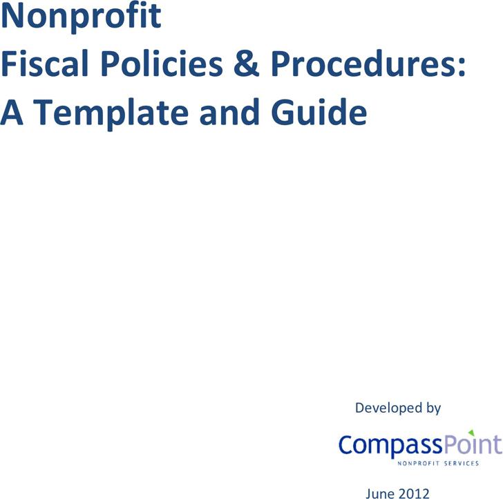 policies and procedures template 2