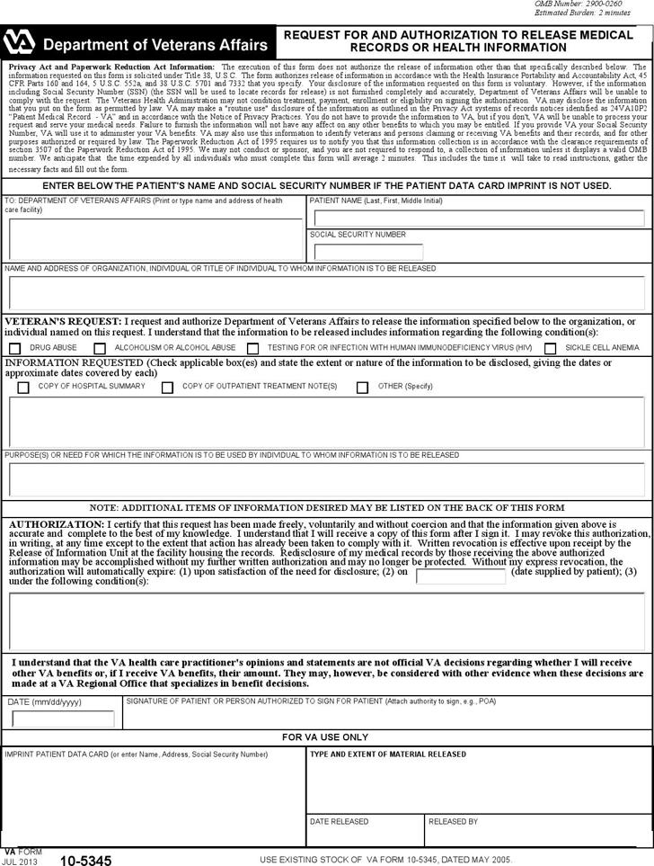 medical records authorization