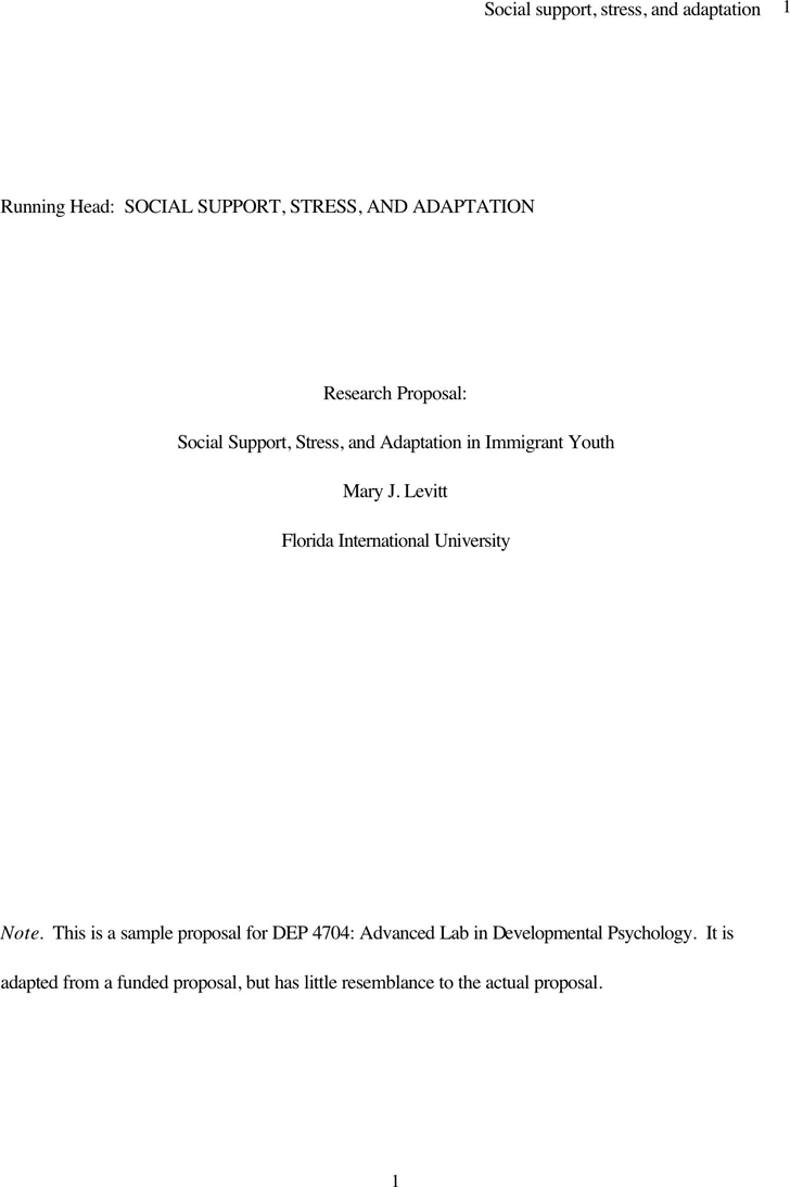 Research Proposal Sample Template Free Download Speedy