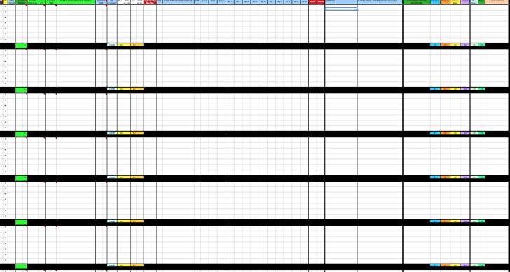 Free running log template xls 2100kb 16 pages running log template maxwellsz