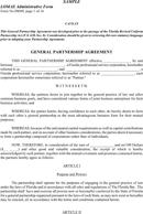 Sample partnership agreement template militaryalicious sample partnership agreement template cheaphphosting Gallery