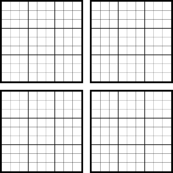 It's just a photo of Printable Sudoku Pdf pertaining to beginner easy
