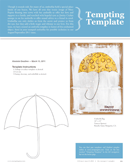 Umbrella Template